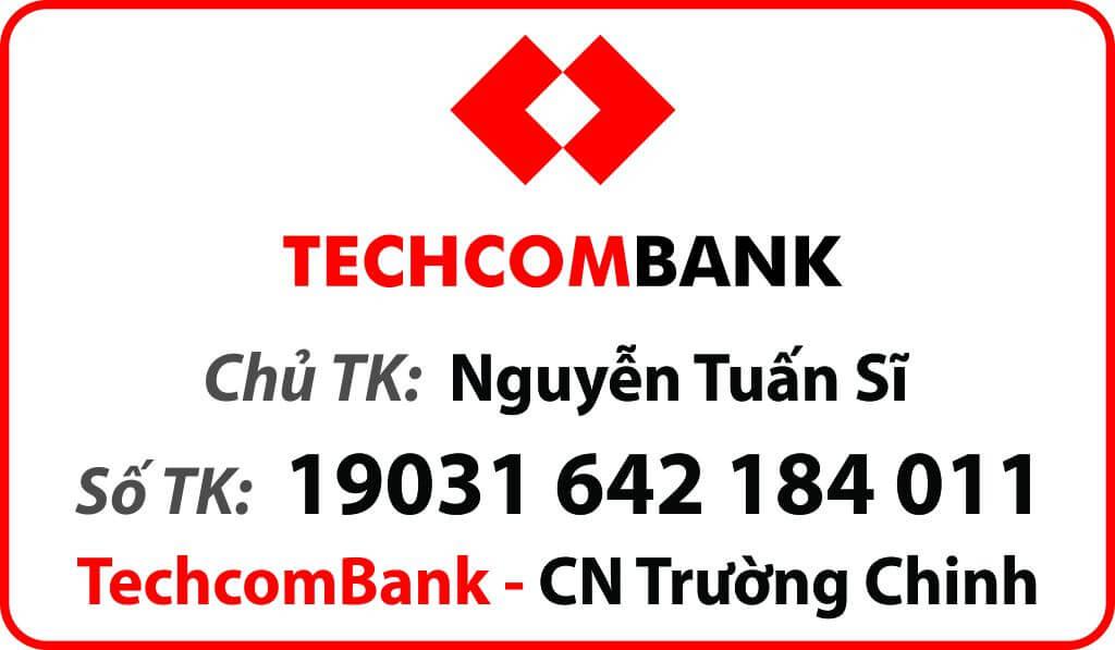 tai khoan techcombank