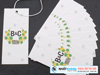 clothes tag printing